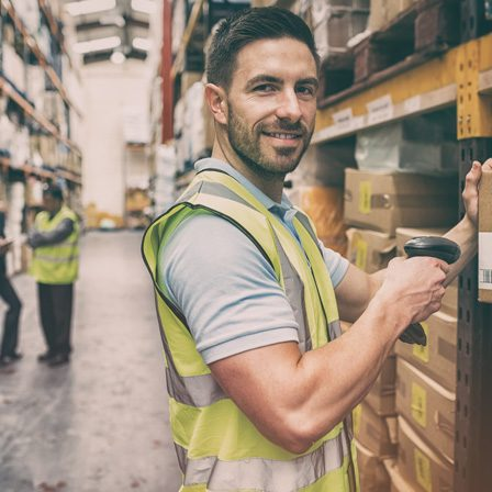 Warehousing-worker